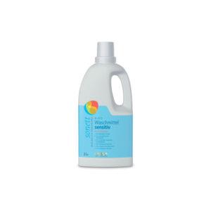 Жидкое средство для стирки Sensitive для чувствительной кожи 2л