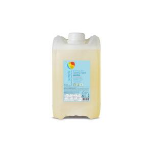 Жидкое средство для стирки Sensitive для чувствительной кожи 10л