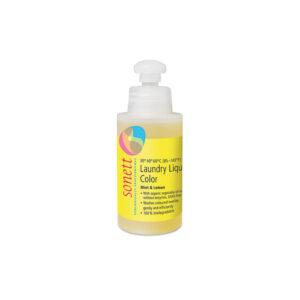 Жидкое средство для стирки цветных тканей Мята и Лимон 120 мл