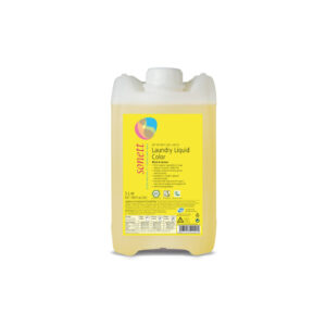 Жидкое средство для стирки цветных тканей Мята и Лимон 5л