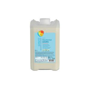 Жидкое средство для стирки Sensitive для чувствительной кожи 5л